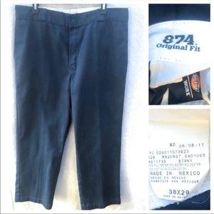 Dickies 874 Original Fit Pants